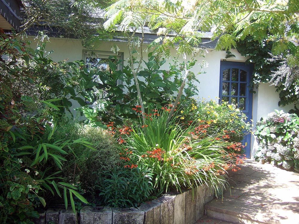 Aménagement intérieur extérieur Quimperlé, villa, création ...